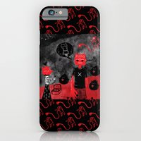 iPhone & iPod Case featuring Day Off by pigboom el crapo