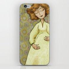 Sarah Expecting iPhone & iPod Skin