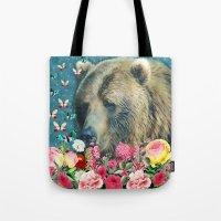 Summer Garden 3 Tote Bag