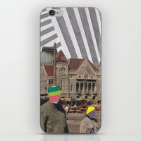 Travel Weary iPhone & iPod Skin