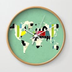 This is not a test Wall Clock