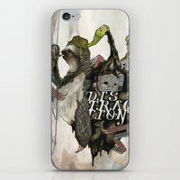The Sloth iPhone & iPod Skin
