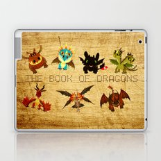 The Book of Dragons Laptop & iPad Skin