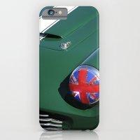 Union Jack Headlight iPhone 6 Slim Case