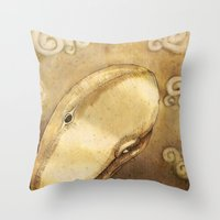 Emdì Throw Pillow