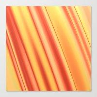 Orange One Canvas Print
