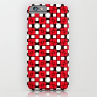 iPhone & iPod Case featuring Seventies Mosaic by Stoflab