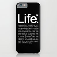 Life.* Available for a limited time only. iPhone 6 Slim Case