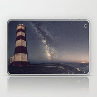 Lighthouse in the Sky Laptop & iPad Skin