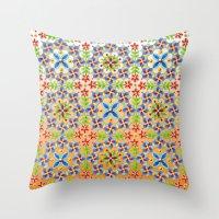 Decorative Tangerine Got… Throw Pillow