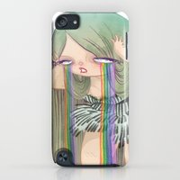 iPod Touch Cases featuring Rainbow River by STUDIOKILLERS