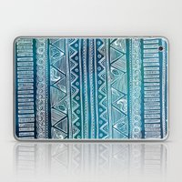Hippie Pattern Laptop & iPad Skin