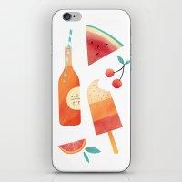 Summatime iPhone & iPod Skin