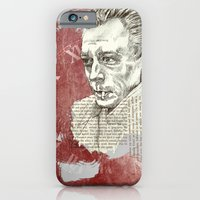 Camus - The Stranger iPhone 6 Slim Case