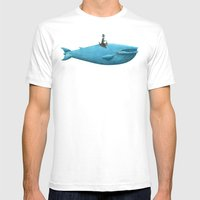 Whale Rider  Mens Fitted Tee White SMALL