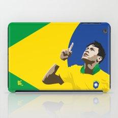 Neymar Brasil 2 iPad Case