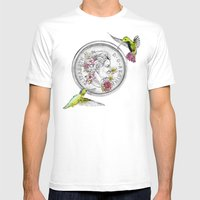 Our Beauty Queen Mens Fitted Tee White SMALL