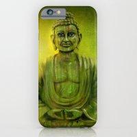 Happy Buddha 1 iPhone 6 Slim Case