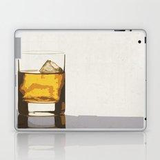 Old Scotch Whiskey Laptop & iPad Skin