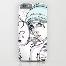 Two faced iPhone 6 Slim Case