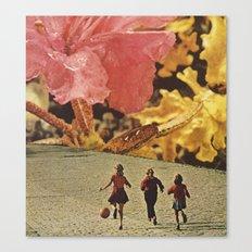 little flowers... Canvas Print