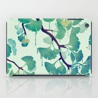 O Ginkgo (in Green) iPad Case
