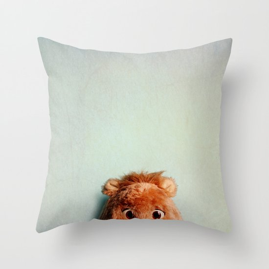 Childhood Throw Pillow