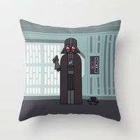EP4 : Darth Vader Throw Pillow
