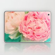 Laptop & iPad Skin featuring {You Are Beautiful} by Lisa Argyropoulos