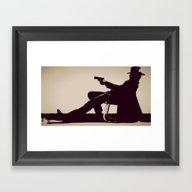 Justified ||| Framed Art Print