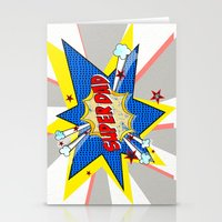 SUPERDAD Stationery Cards