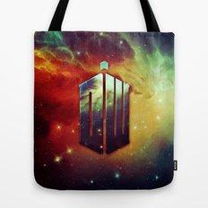 Doctor Who VI Tote Bag