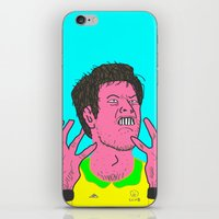 Table Tennis Mad Part 2 iPhone & iPod Skin
