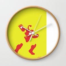 Man-Made Machines Wall Clock