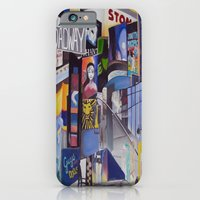 iPhone & iPod Case featuring Broadway by Grettyworks