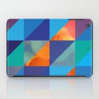 Triangles 4 iPad Case