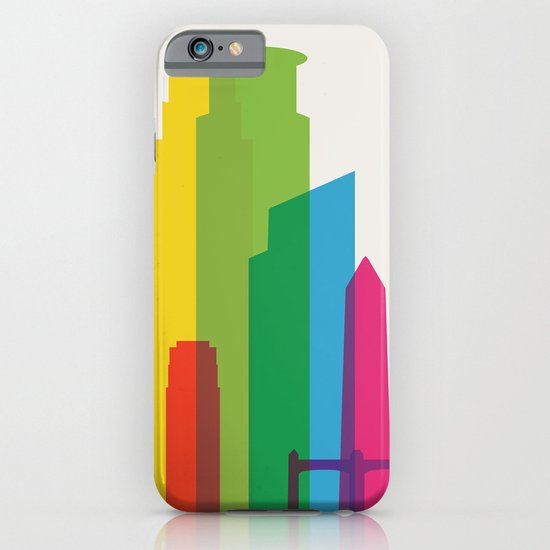 Shapes of Minneapolis iPhone & iPod Case