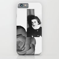 Coco on Camelia iPhone 6 Slim Case
