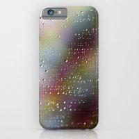 Pink Rain iPhone 6 Slim Case