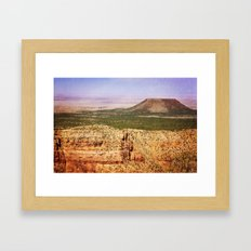 Wild West Framed Art Print