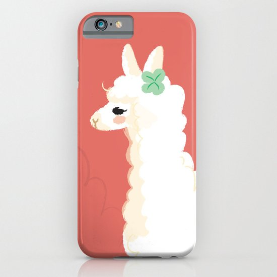 Alpaca iPhone & iPod Case