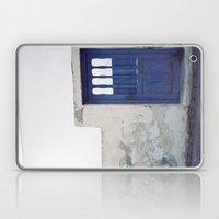 Santorini Door IV Laptop & iPad Skin