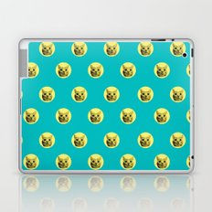 PURRFECT POLKA DOTS Laptop & iPad Skin