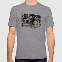 Inner Demons Mens Fitted Tee Athletic Grey SMALL
