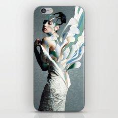 White Swan iPhone & iPod Skin