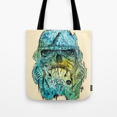 Storm Zombie Tote Bag