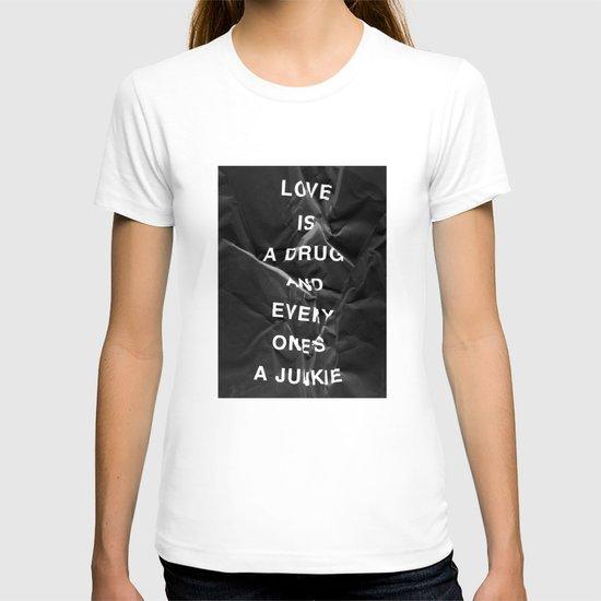 Drug T-shirt