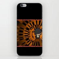 Clockwork Orange iPhone & iPod Skin