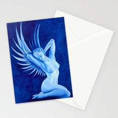 Blue Angel Stationery Cards