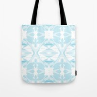 Dancing Water Tote Bag